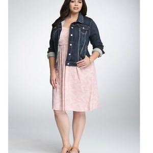 Torrid Distressed Jean Jacket